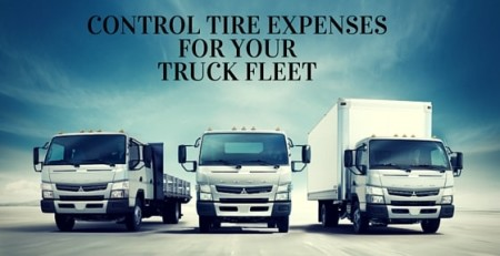 control tyre expense