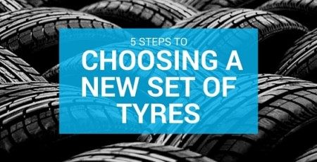 choose new tyres