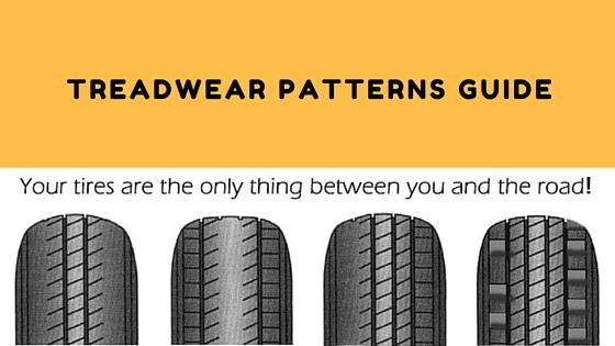 Tire Wear Patterns >> Tread wear pattern guide - Tyre tips - Tyre care Finixx