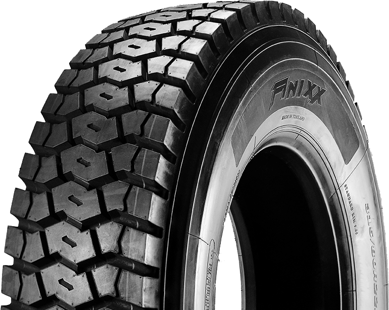 Tuck & Bus Radial Tyres - Thailand Tyre Manufacturer - Finixx Tyre